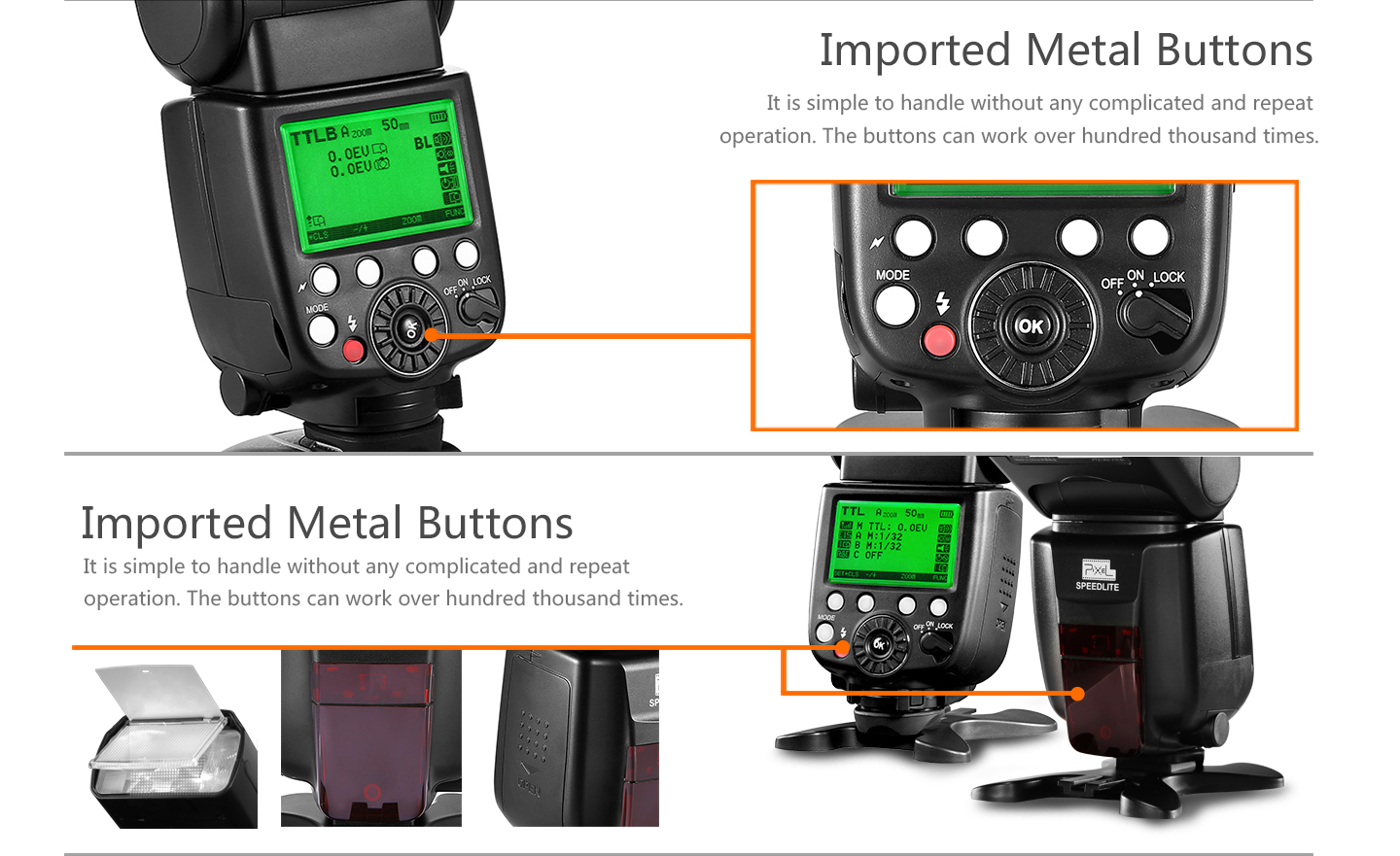 Imported Metal Buttons lmports Metal Buttons