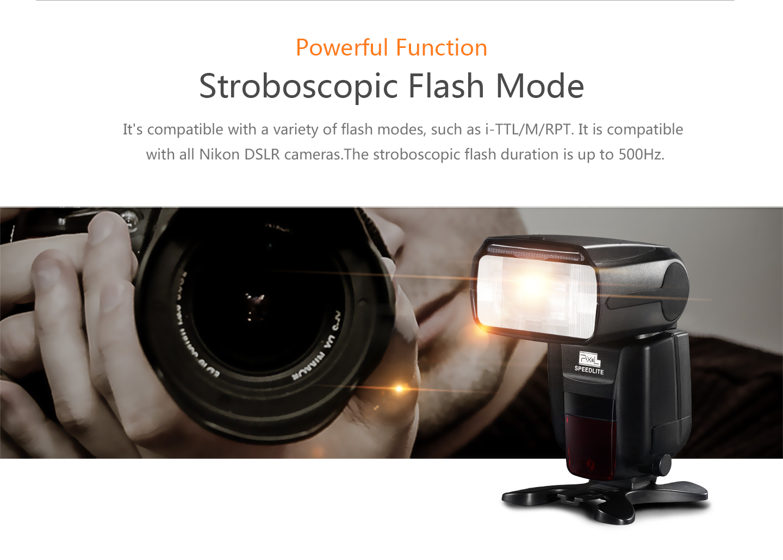 Stroboscopic Flash Mode