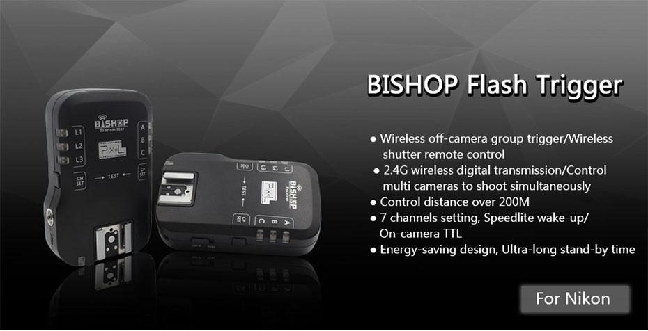 BISHOP Flash Trigger