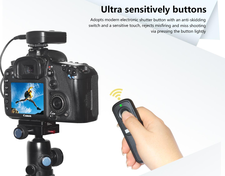 Ultra sensitiveky buttons