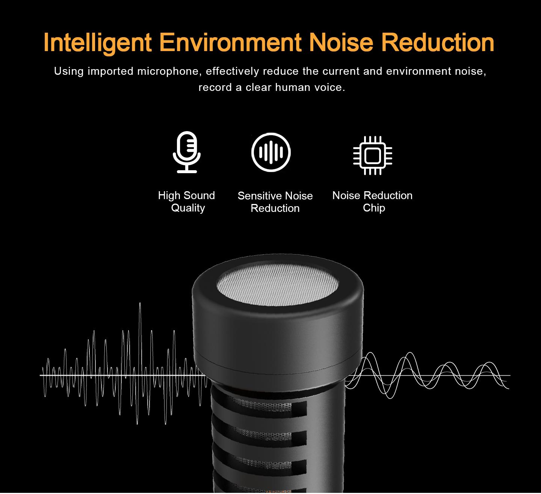 lntelligent Environment Noise Reduction