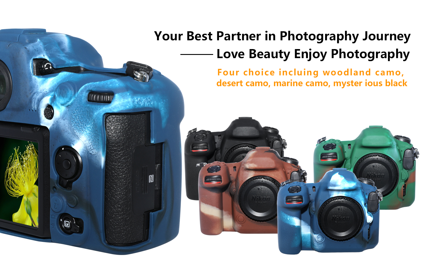Your Best Partner in Photography Journey