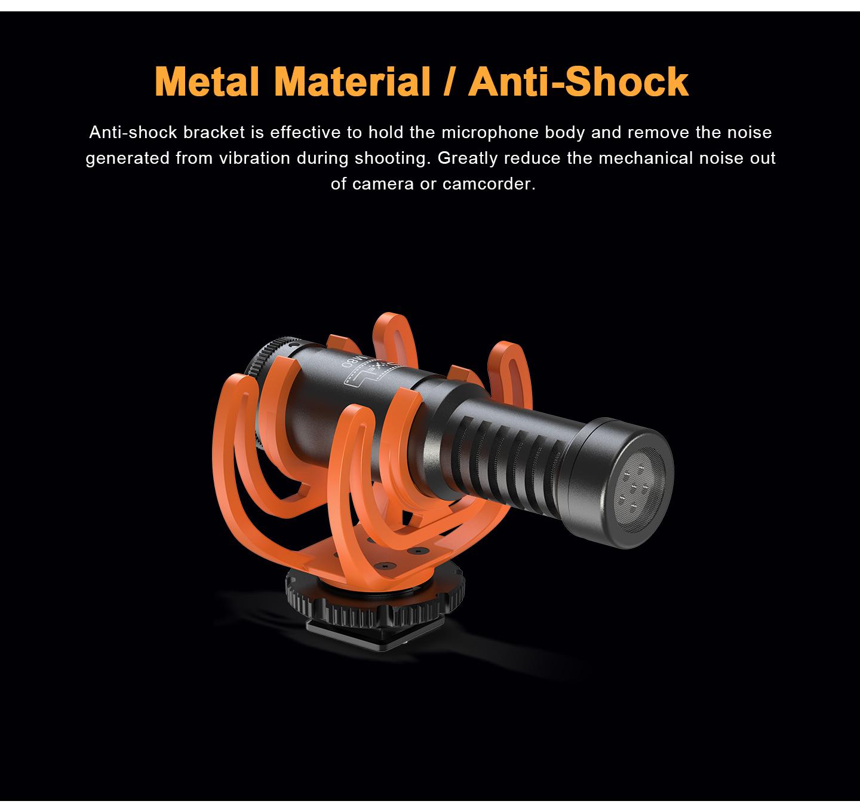 Metal Material/Anti-Shock