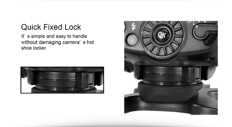 Quick Fixed Lock