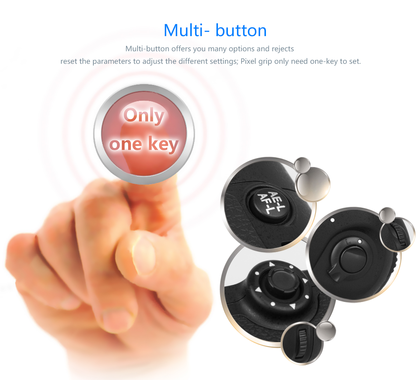Multi-button
