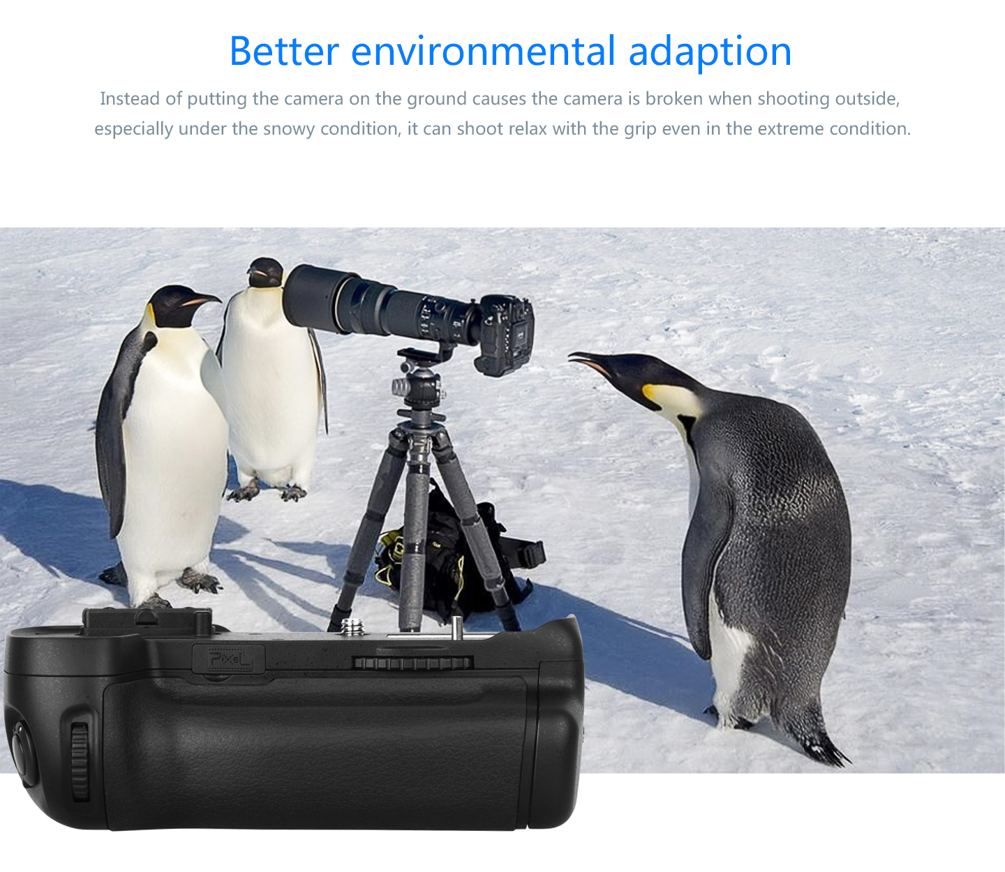 Better environmental adaption