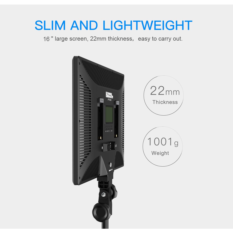 SLIM AND LIGHTWEIGHT