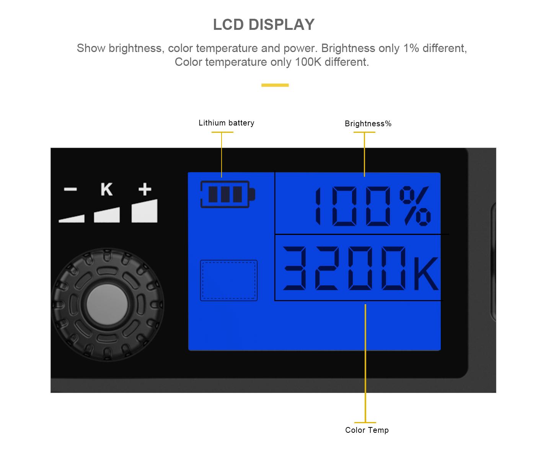 LCD DISPLAY