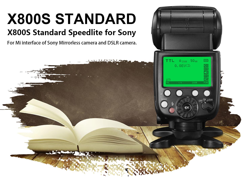 X800S STANDARD