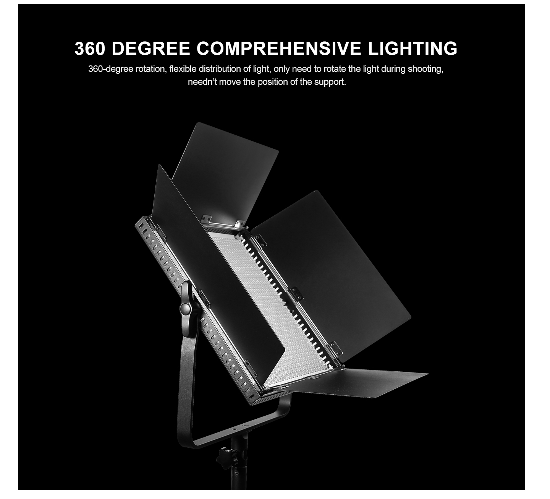360 DEGREE COMPREHENSIVE LIGHTING