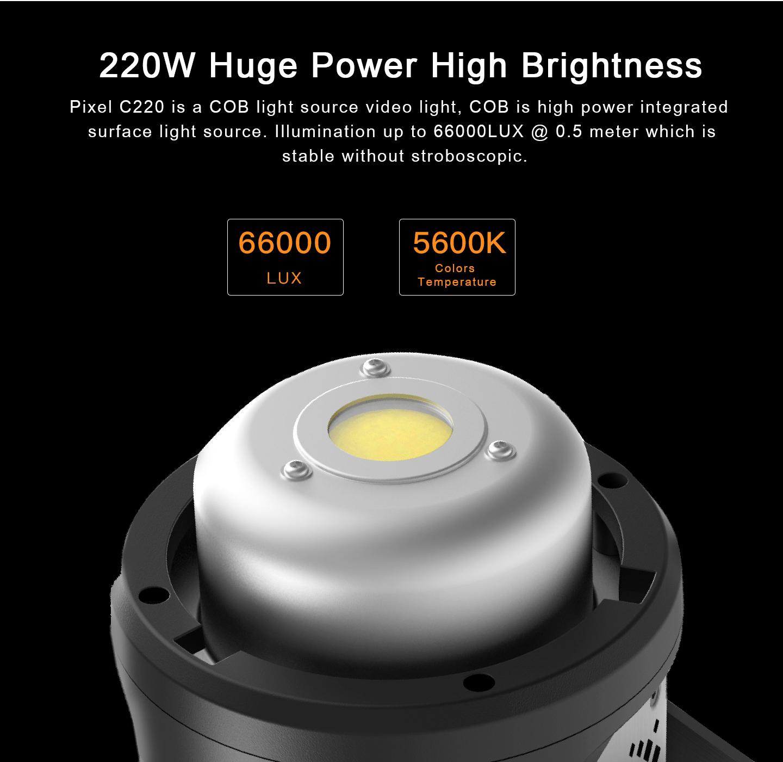220W Huge Power High Brightness