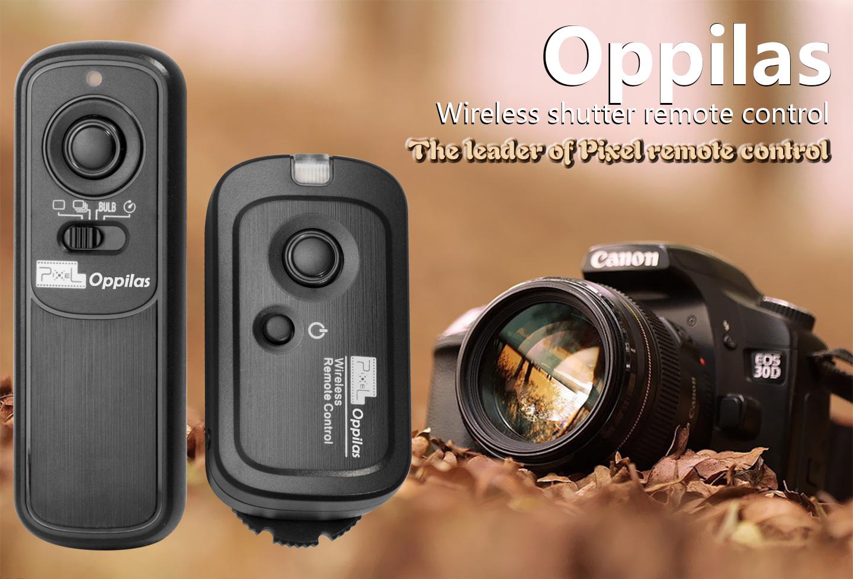 Oppilas Wireless shutter remote control