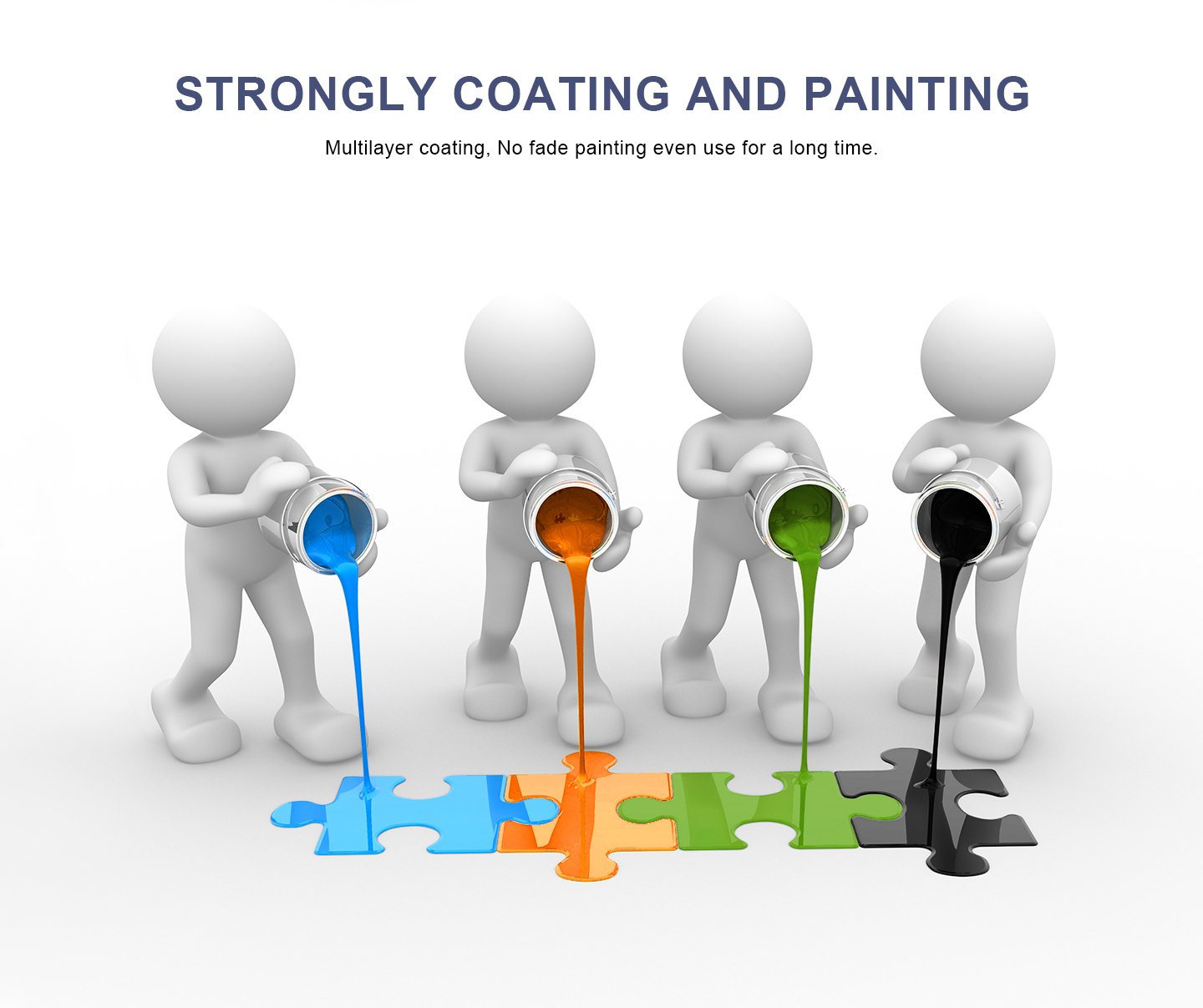 STRONGLY COATING AND PAINTING
