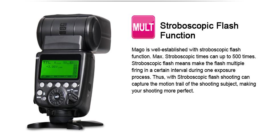 Stroboscopic Flash Function