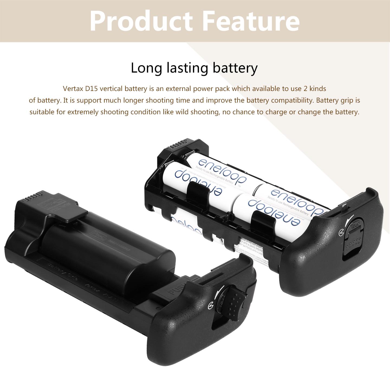 Long lasting battery