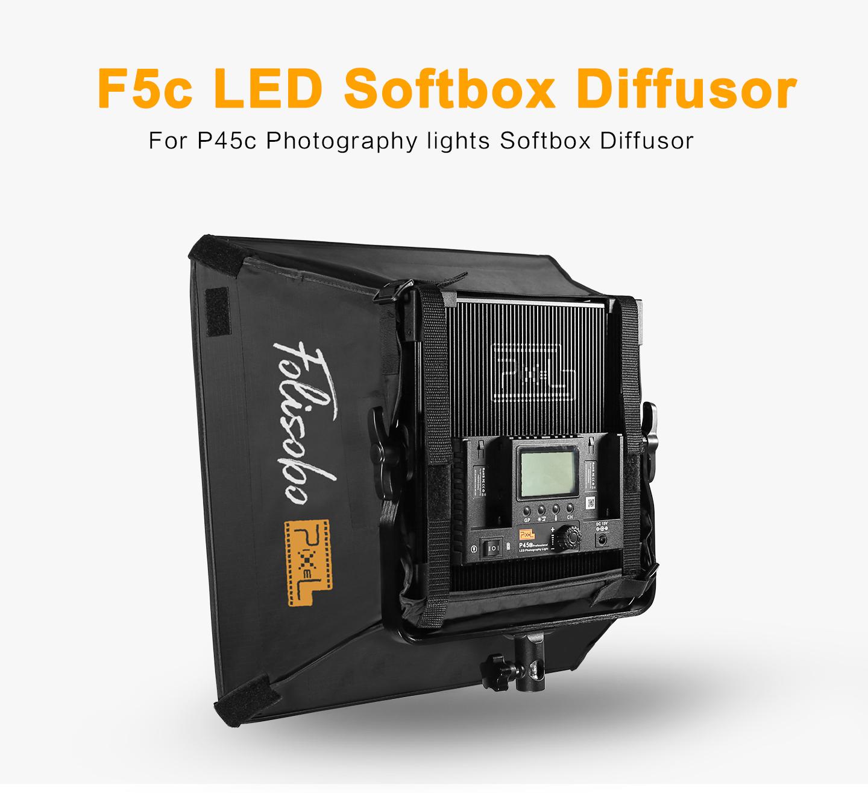 F5c LED Softbox Diffusor