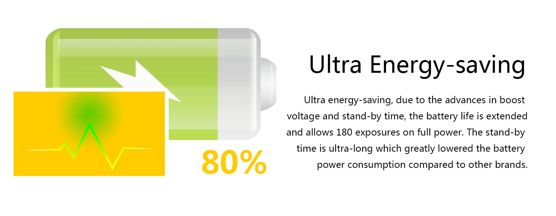 Ultra Energy-saving