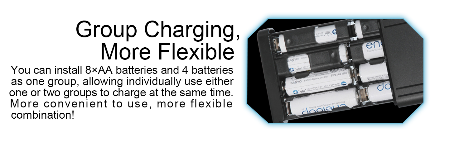 Group Charging, More Flexible
