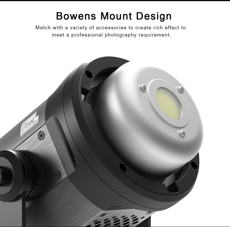 Bowens Mount Design