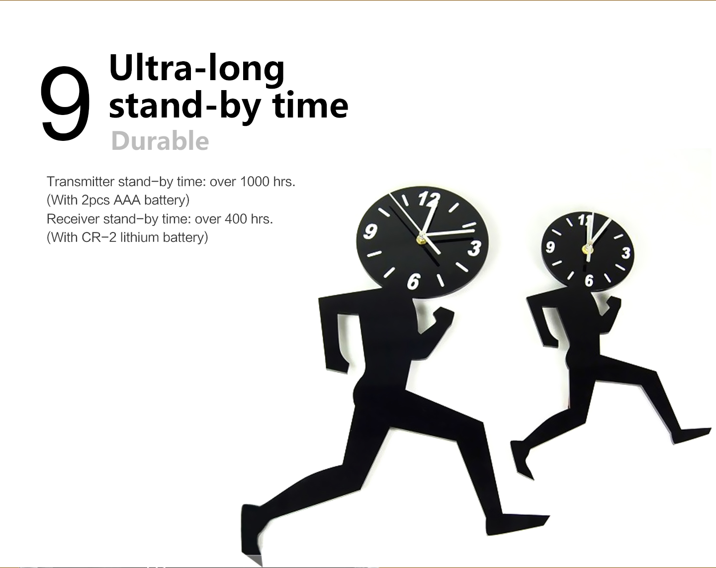 Ultra-long stand-by time