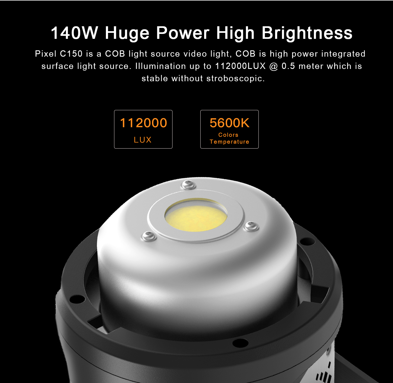 140W Huge Power High Brightness