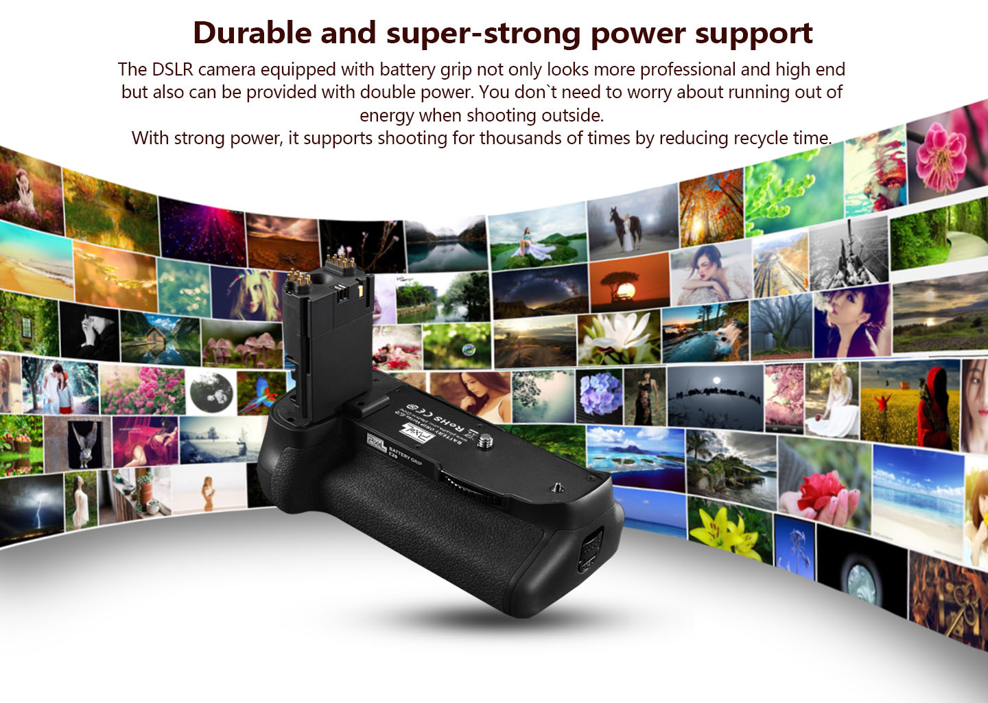 Durable and super-strong power support