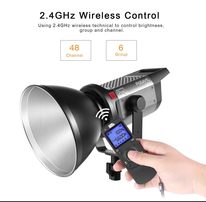 2.4 GHz Wireless Control