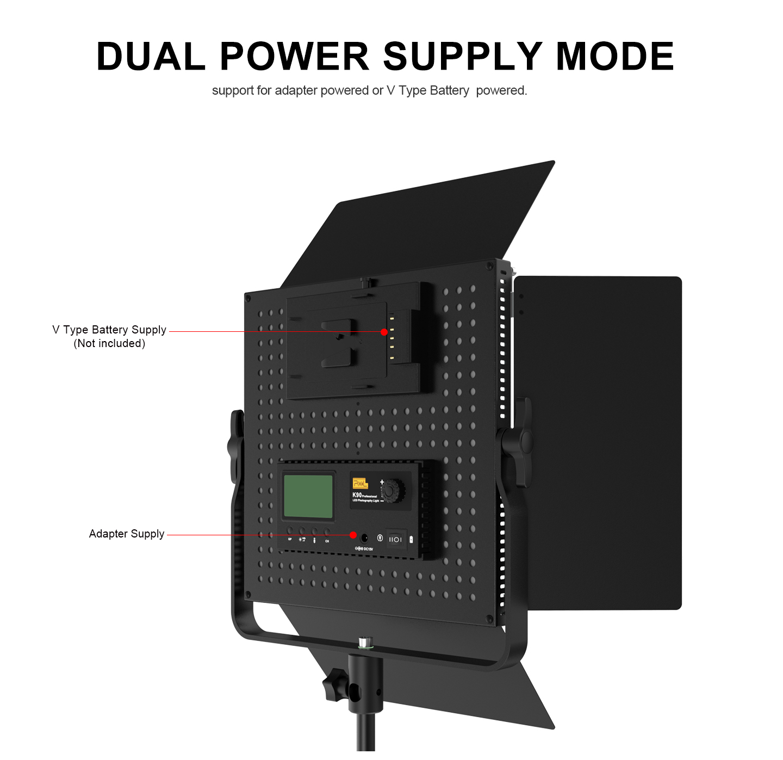 DUAL POWER SUPPLY MODE