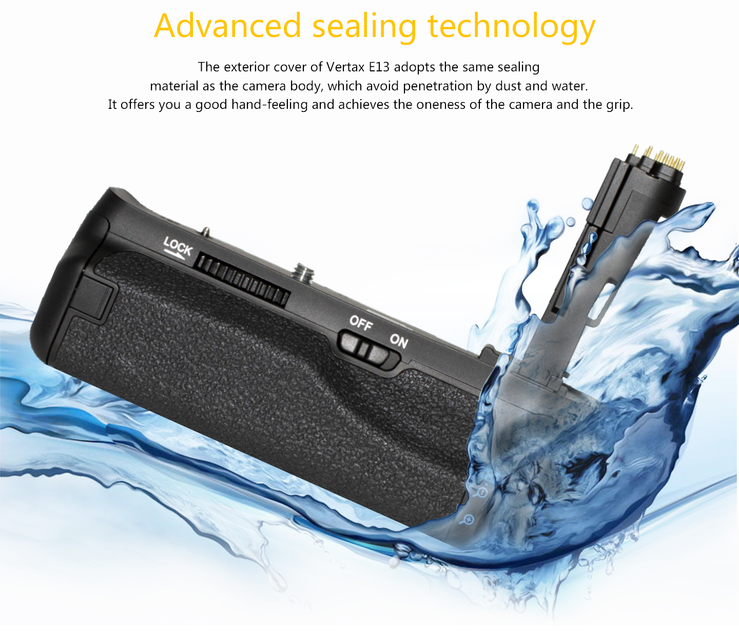 Advanced sealing technology