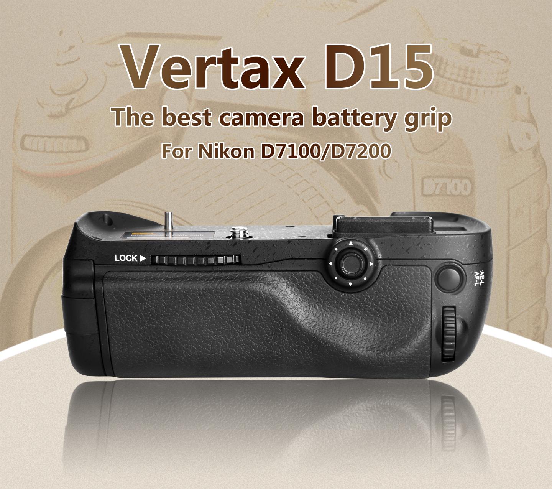 Vertax D15 battery grip For Nikon D7100/D7200