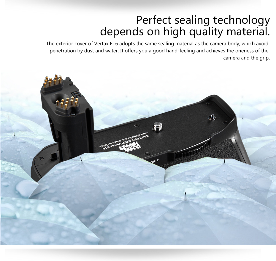 Perfect sealing technology depends on high quality material