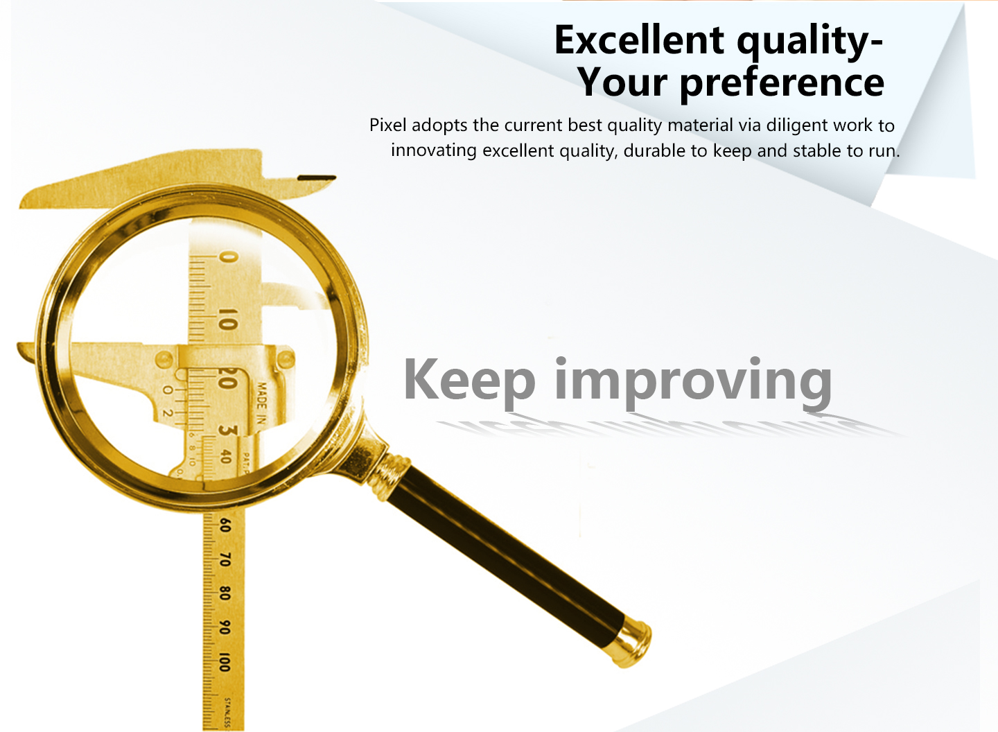 Excellent quality-Your preference