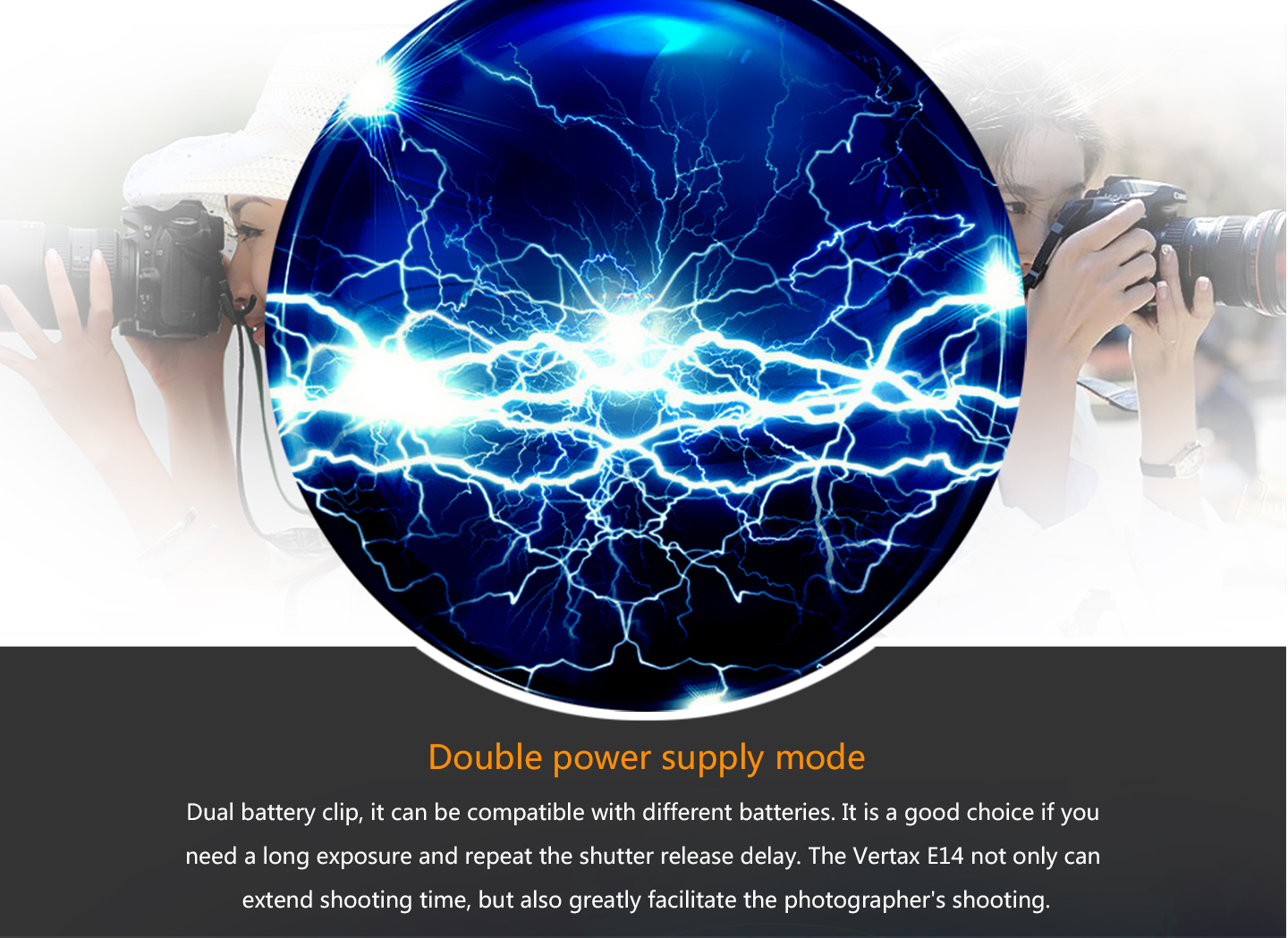 Double power supply mode