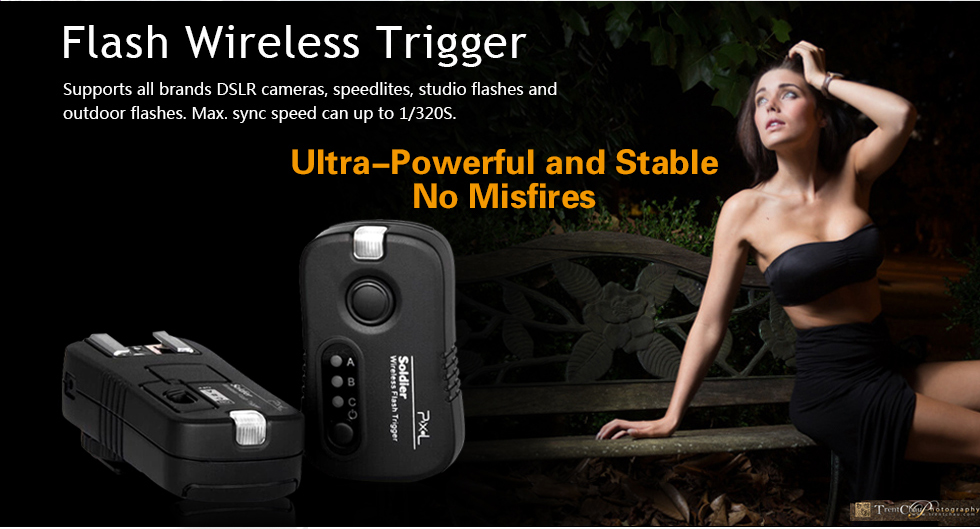 Flash Wireless Trigger