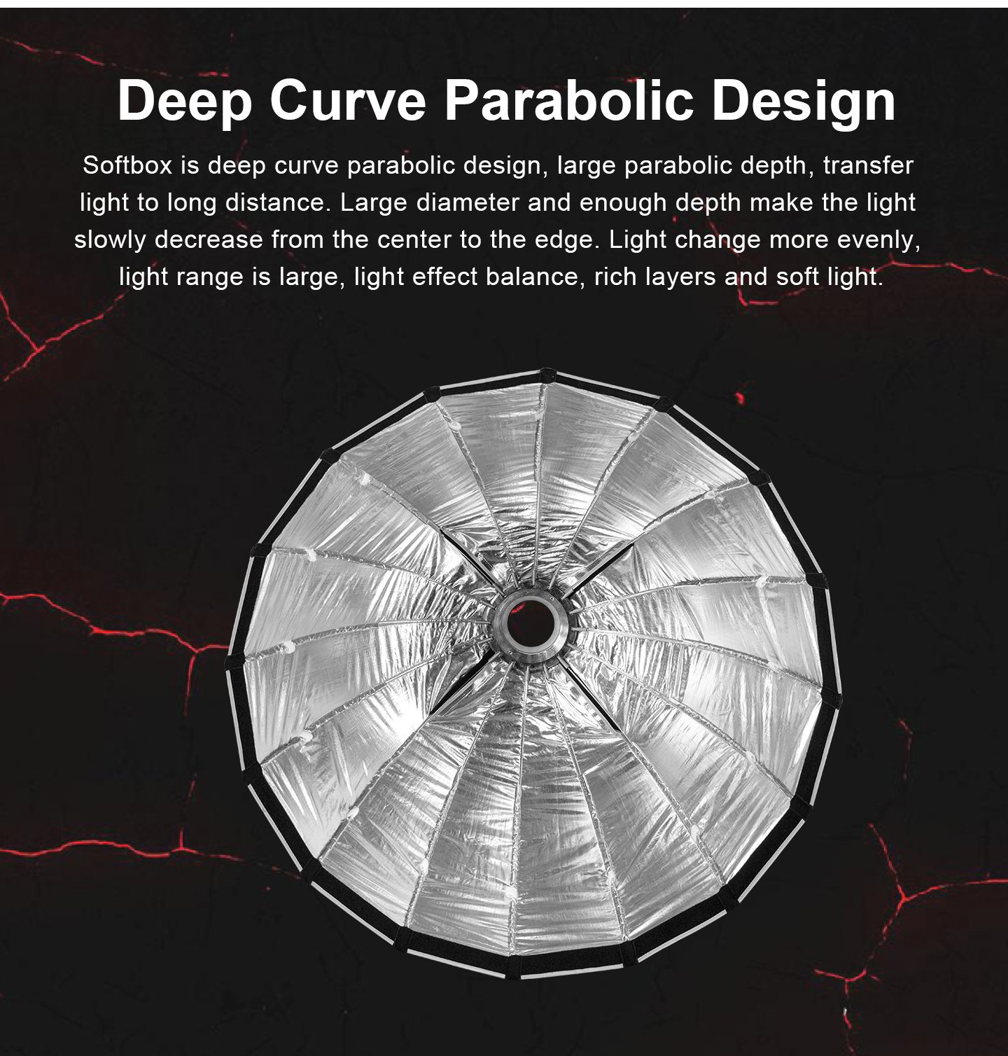 Deep Curve Parabolic Design
