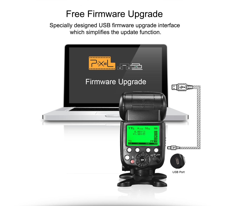 Free Firmware Upgrade